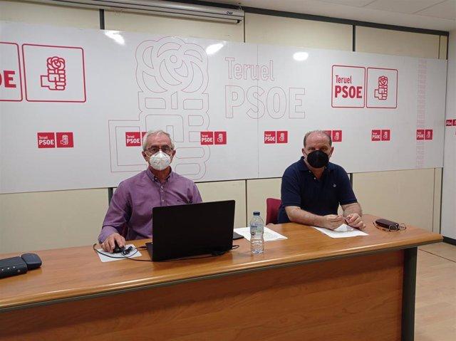 El Grupo Municipal del PSOE en el Ayuntamiento de Teruel hace balance de los dos años de corporación.