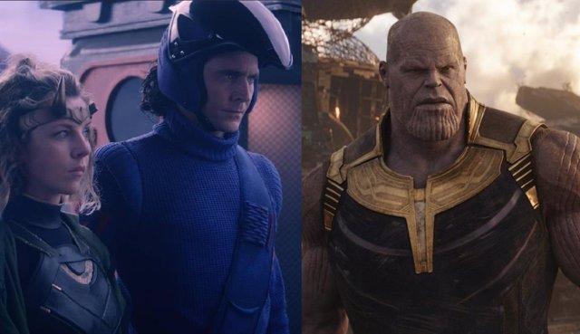 La ancestral conexión secreta de Thanos con Loki