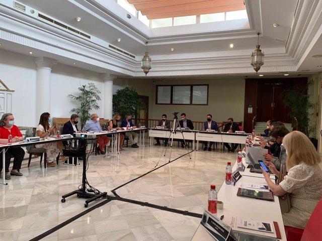 Francisco Reyes participa en la Semana del Municipalismo en Iberoamérica
