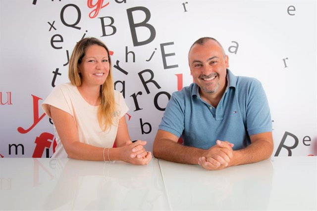 Translated Founders Isabelle Andrieu and Marco Trombetti