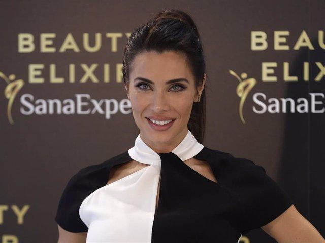Pilar Rubio, guapísima en la presentación de un elixir de belleza