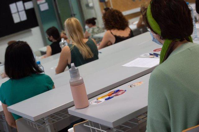 Oposiciones de Educación Secundaria, Formación Profesional o Enseñanzas Artísticas