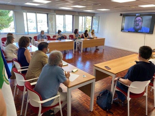 Reunión de expertos en Córdoba sobre la Estrategia de Salud de la Infancia y Adolescencia en Andalucía.