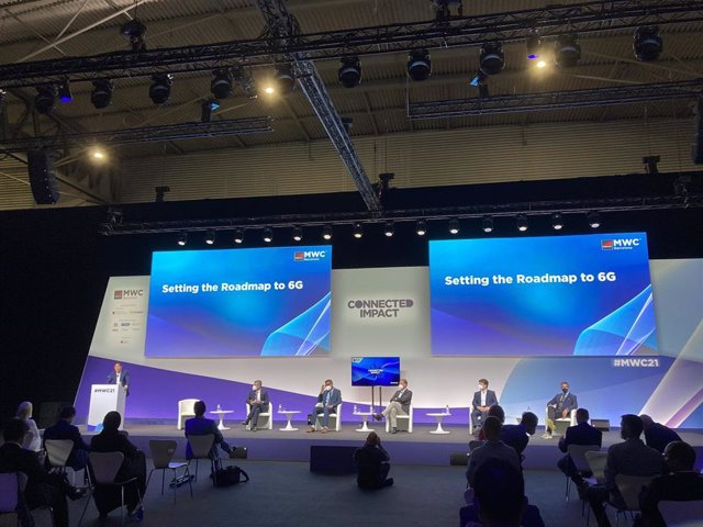 Jornada sobre la evolución del 6G en el Mobile World Congress (MWC) 2021.