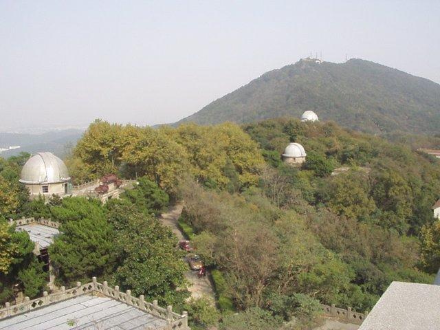 Observatorio de la Montaña Púrpura