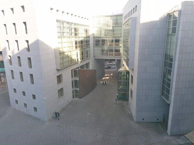 Archivo - Palacio de Justicia de Oviedo