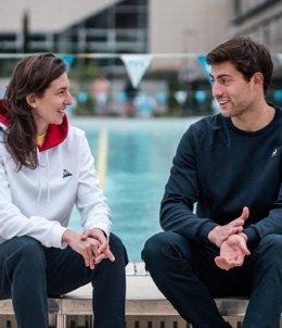 Los olímpicos españoles de Le Coq Sportif firman un manifiesto por un deporte comprometido.