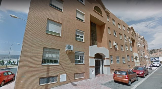 Viviendas en la calle Sierro de Almería