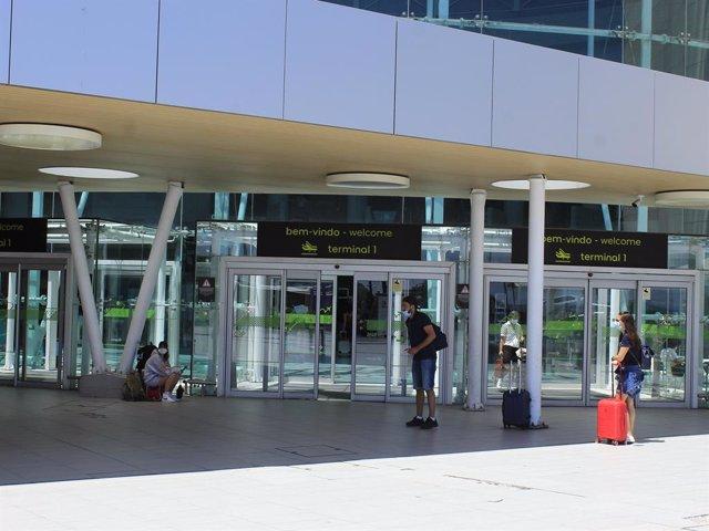 Aeropuerto Humberto Delgado de Lisboa