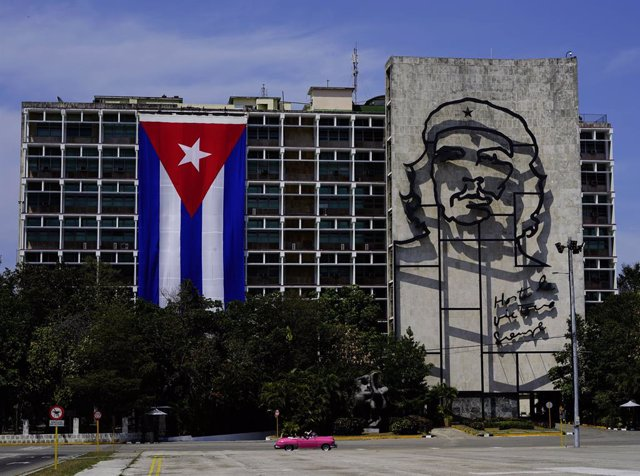 Archivo - Plaza de la Revolución, La Habana