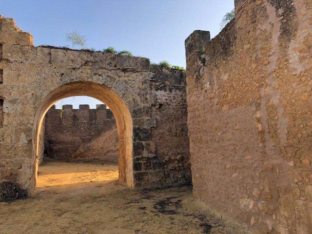 Archivo - Zona de la Torre Mocha del Castillo de Alcalá de Guadaíra.