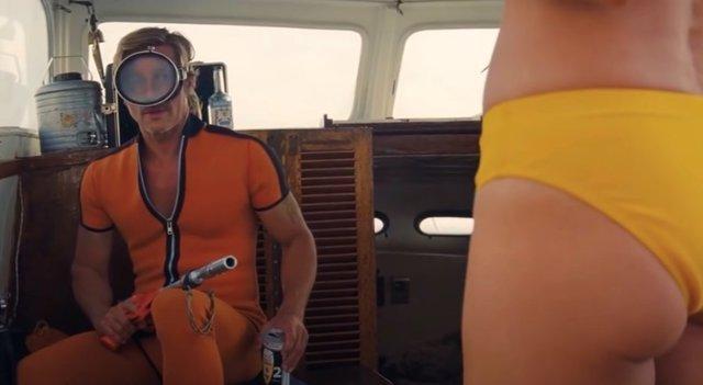 Tarantino revela en la novela de Érase una vez en Hollywood si Cliff Booth (Brad Pitt) mató a su mujer