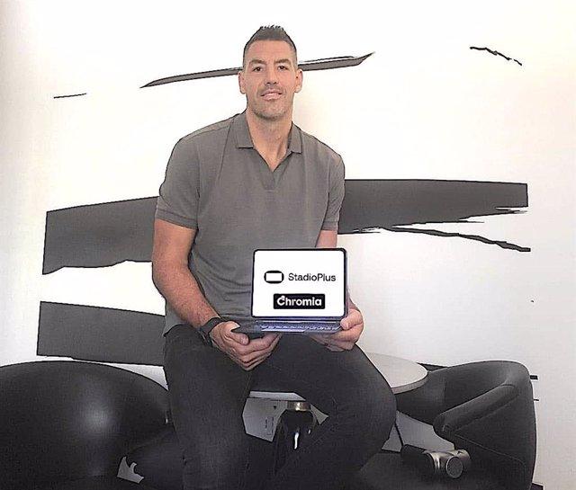 La empresa sueca Chromia lidera una ronda de inversión de 700.000 euros en StadioPlus, la plataforma valenciana de NFTs --activos digitales-- que lidera el capitán de la selección argentina de baloncesto, campeón olímpico y ex NBA, Luis Scola.
