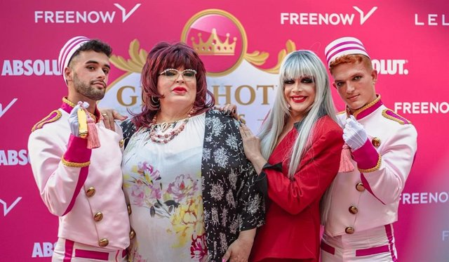 Atresmedia presenta 'Gran Hotel de las Reinas', nuevo show de drag queens con Supremme de Luxe y Paca la Piraña