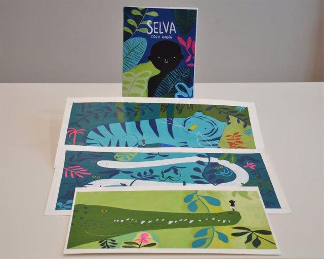 Obra ganadora del XIV Premio Internacional Compostela de Álbum Ilustrado