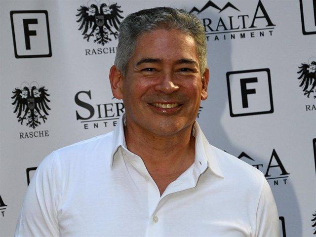 Boris Izaguirre, en la presentación del nuevo libro de Miguel Sierralta