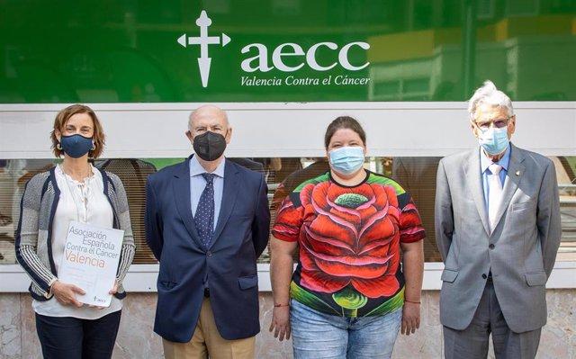 Presentación del Informe 'Las caras del cáncer en la Comunitat'