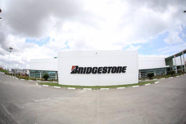 Archivo - Planta de Bridgestone.