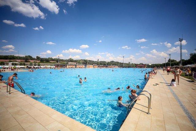 La COmunidad de Madrid dará 580 entradas diarias para las piscinas de Puerta de Hierro, Canal Isabel II y San Vicente de Paul