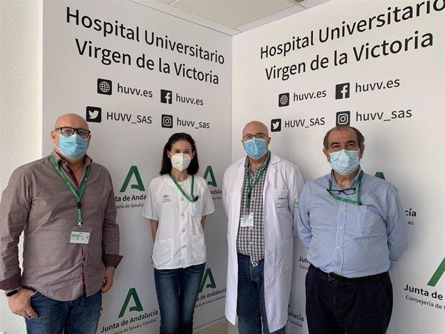 El Hospital Clínico de Málaga mejora la accesibilidad de los profesionales para actividades presenciales de formación
