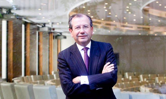 Archivo - Fernando Vives Ruiz, presidente ejecutivo de Garrigues