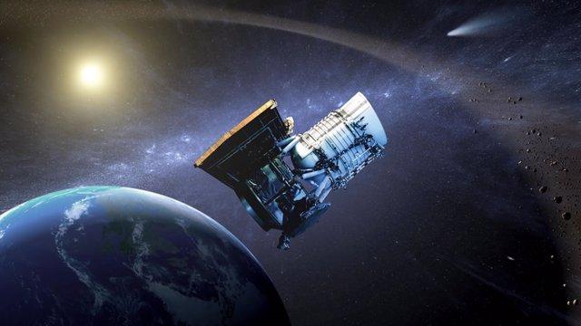 La NASA ha decidido ampliar dos años más la misión del cazador de asteroides NEOWISE.