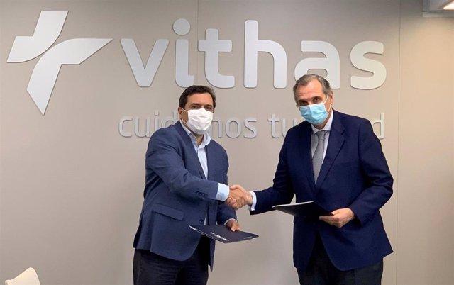 Fundación Vithas Firma Un Acuerdo Con Editorial Médica Panamericana Para Fomentar La Divulgación Y Formación Científica En España Y Latinoamérica