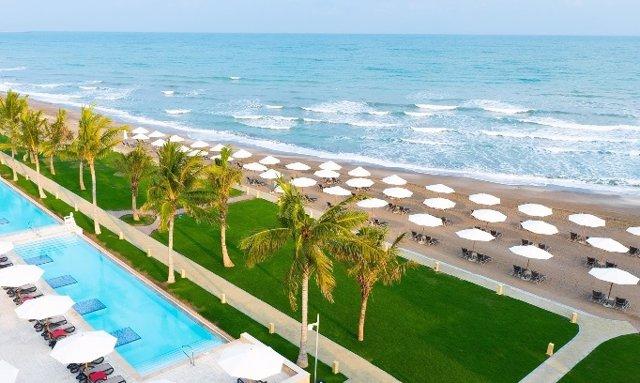 Barceló Mussanah Resort.