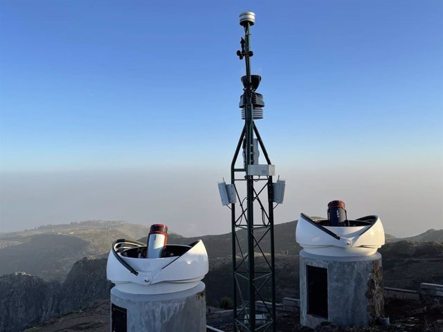 Archivo - Elecnor Deimos implanta el sistema portugués de vigilancia y seguimiento espacial en una imagen de archivo.