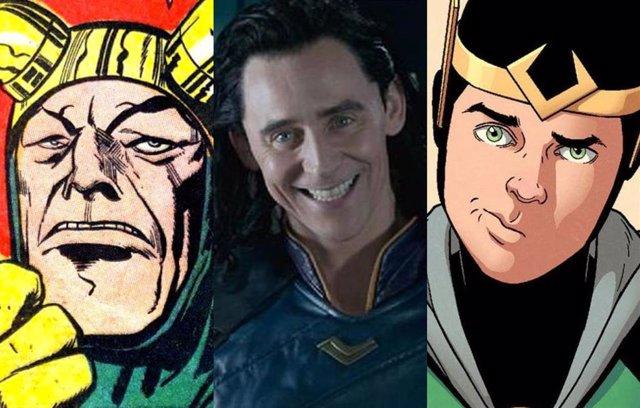 Loki presenta nuevas variantes del personaje