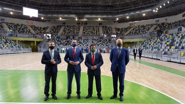 Inauguración del Olivo Arena