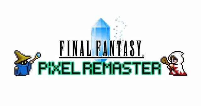 Final Fantasy: Pixel Remaster.