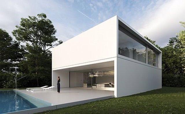 NIU Houses by Fran Silvestre