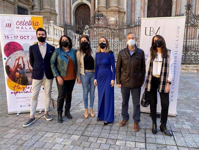 Celebra y la Unión de Profesionales de Bodas de Málaga se alían para impulsar el sector en un contexto de recuperación