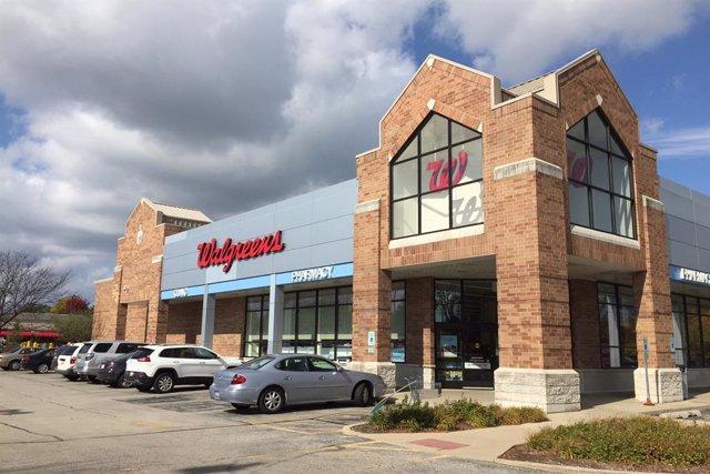 Archivo - Farmacia de Walgreens Boots Alliance en Estados Unidos.