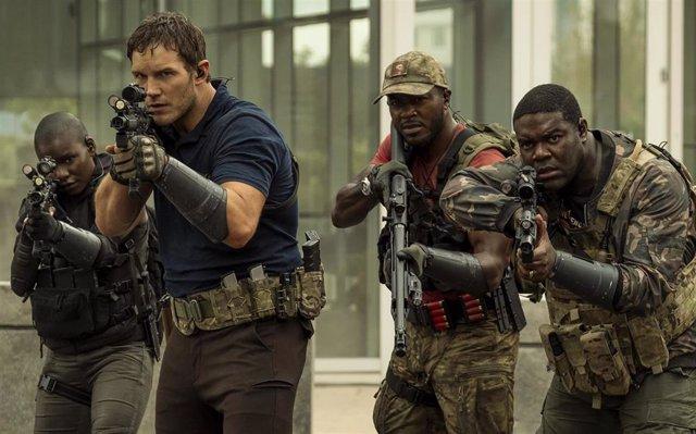 """Archivo - Chris Pratt viaja al futuro para salvar a la humanidad en 'La guerra del mañana': """"Siempre tengo cosas que aprender"""""""