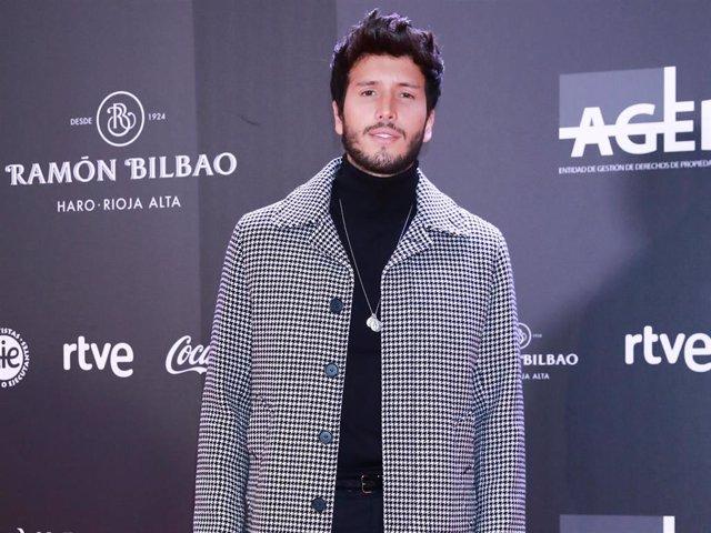 Archivo - Sebastián Yatra se encuentra de promoción en España presentando su nuevo single