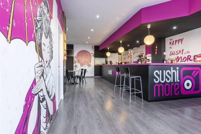 Local de sushi de Gadea Group