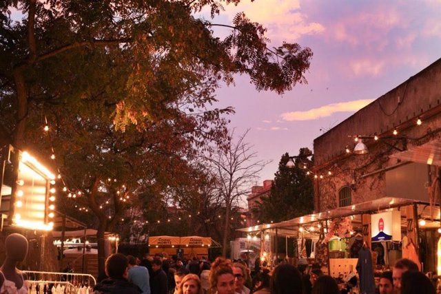 Arxiu - Imatge del Palo Market Fest