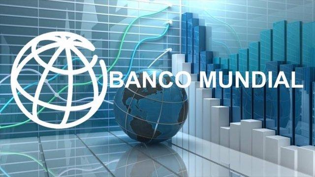 Archivo - Imagen corporativa de Banco Mundial.