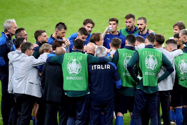 Selección de Italia en la Eurocopa 2020