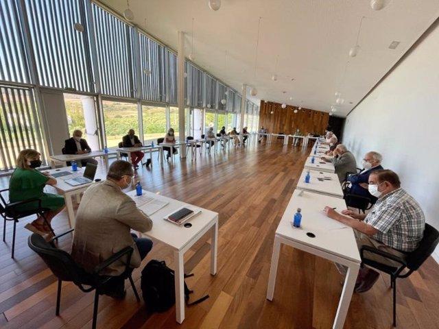 El Gobierno de La Rioja presenta a asociaciones del Tercer Sector las principales novedades de la Ley del Mecenazgo