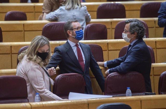 """Archivo - Maroto dice que el Gobierno hace el """"ridículo"""" al acusar a lobbies de influir en favor de Astrazeneca"""