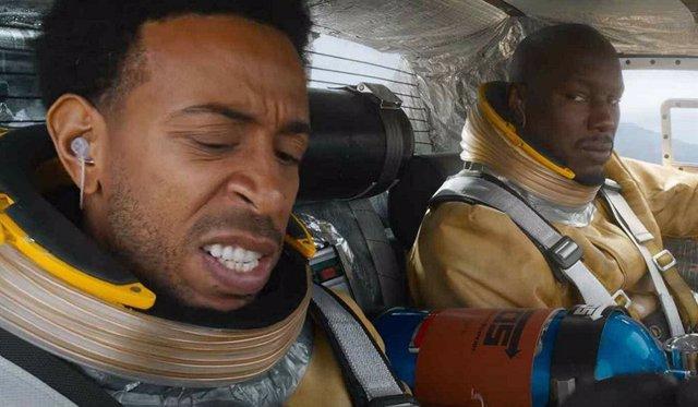 Así ayudó la NASA en la escena más disparatada Fast and Furious 9