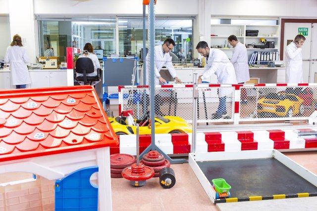 AIJU amplió en 2020 sus capacidades para el área de salud y realizó 41 proyectos I+D+I con 68 empresas