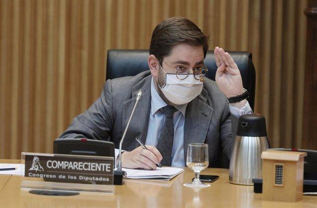 El secretario de Estado de la España Global, Manuel Muñiz Villa