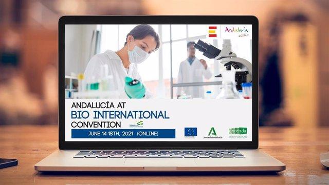 Andalucía participa en la convención internacional de biotecnología