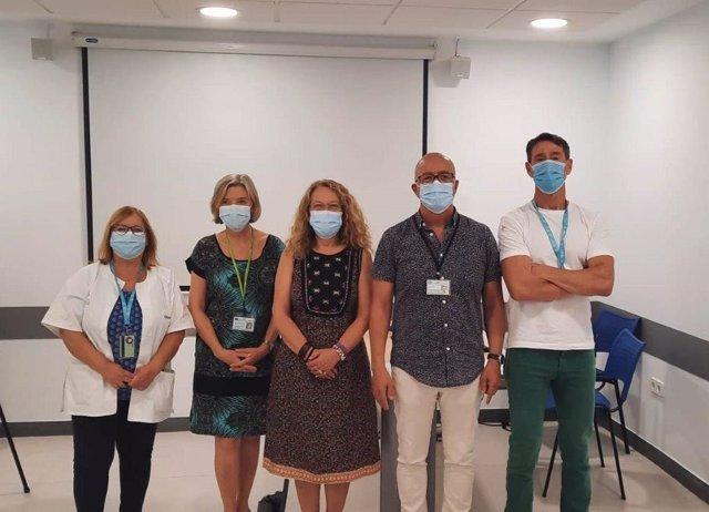 La Unidad de Formación del Hospital Regional de Málaga logra la certificación de calidad en nivel óptimo