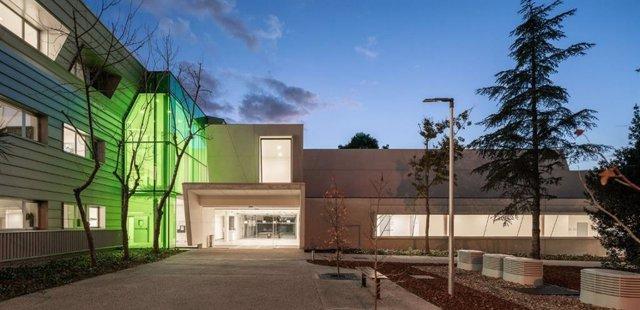 ?Imagen Exterior Del Centro Nacional De Microbiología Del ISCIII, En El Campus De Majadahonda (Madrid), Donde Se Construirá El Laboratorio De Nivel 4 De Bioseguridad.