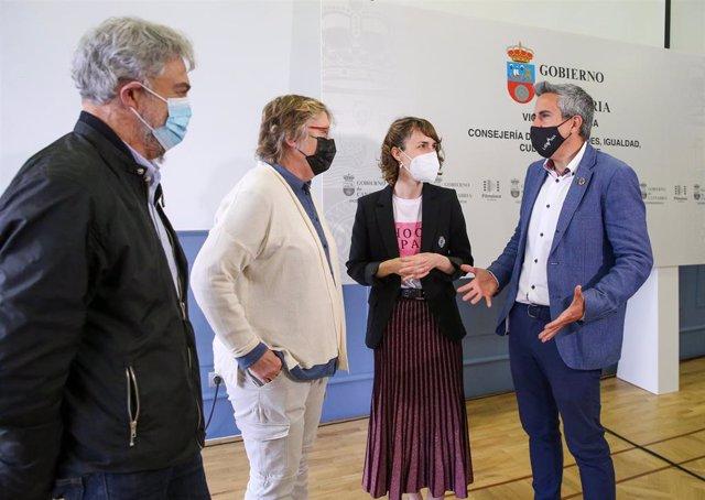 Archivo - El Gobierno destinará por primera vez 100.000 euros a ayudas a la producción de largometrajes